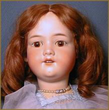 Antique German doll