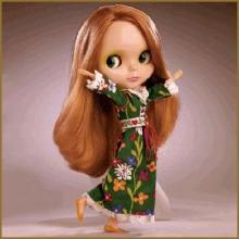 Love N Lace Blythe Doll