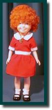 Cloth Annie Doll 01