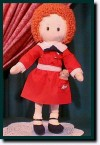 Cloth Annie Doll 02