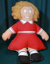 Cloth Annie Doll 04