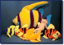 Fish Plush Toy 01