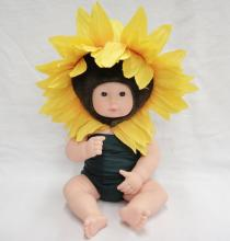 Ann Geddes doll - Sunflower