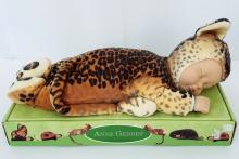Ann Geddes doll - Sleeping Leopard