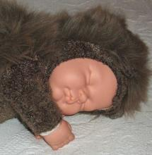 Ann Geddes doll - Hedgehog