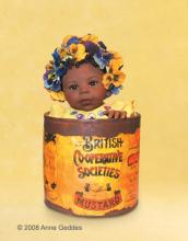 Ann Geddes doll - Grace