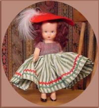 Nancy Ann Storybook Dolls 15